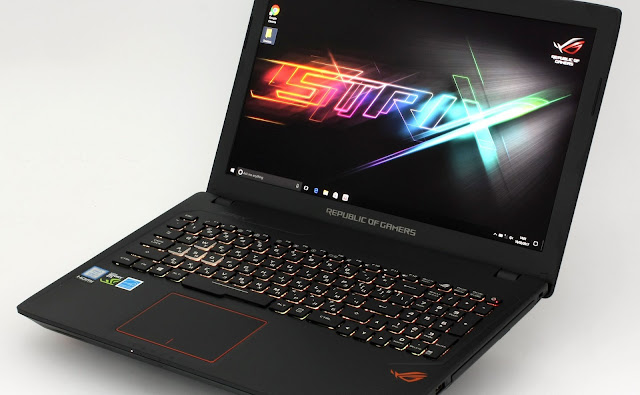 ROG Strix GL553VE