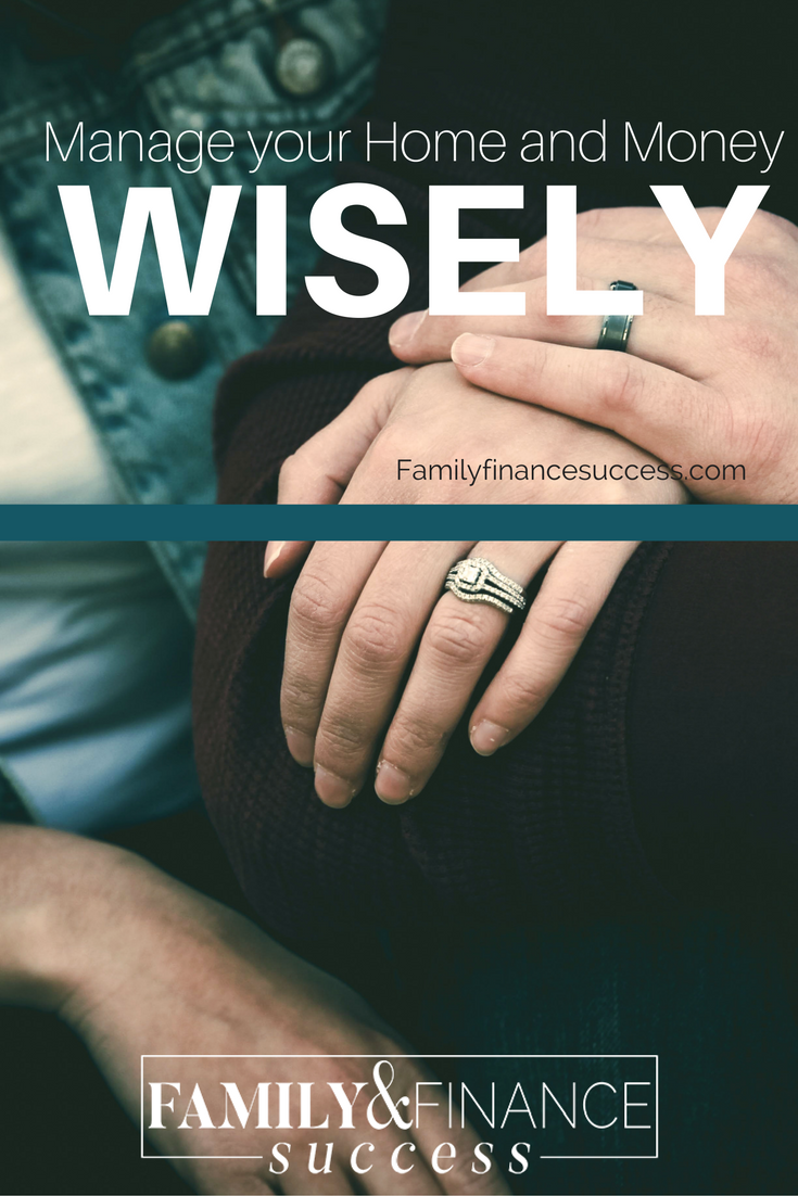 Manage your home and money wisely with Family and Finance Success