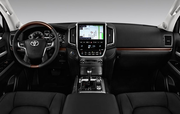 2017 Toyota Land Cruiser Review UK