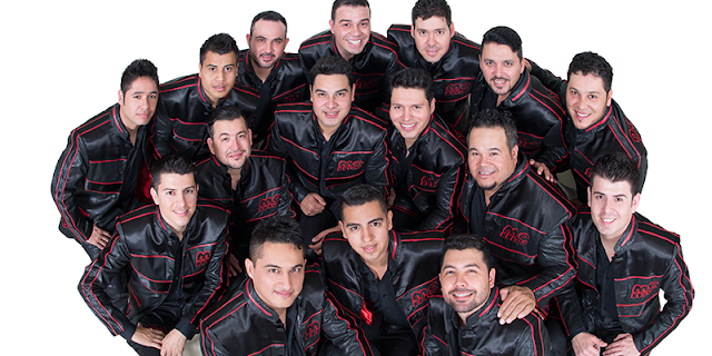 Banda MS en Mexico 2017