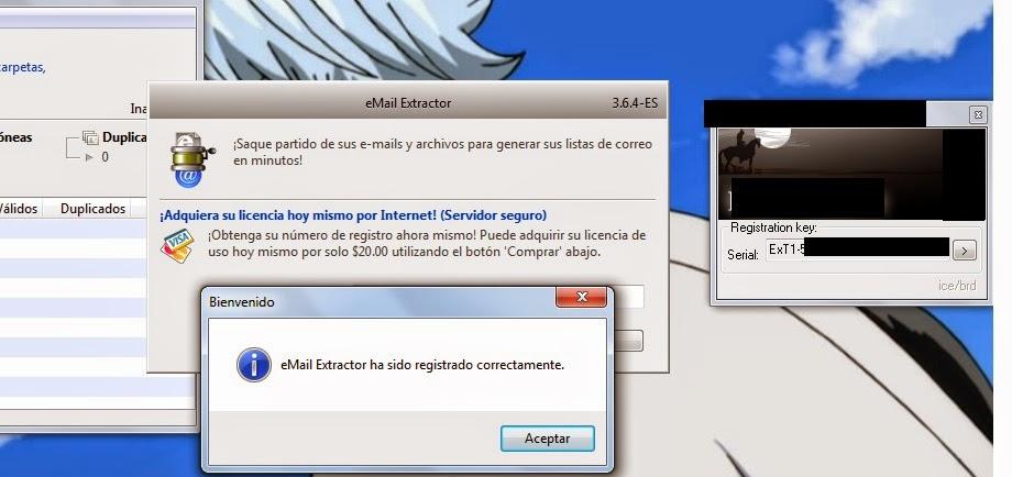 Email extractor keygen free download