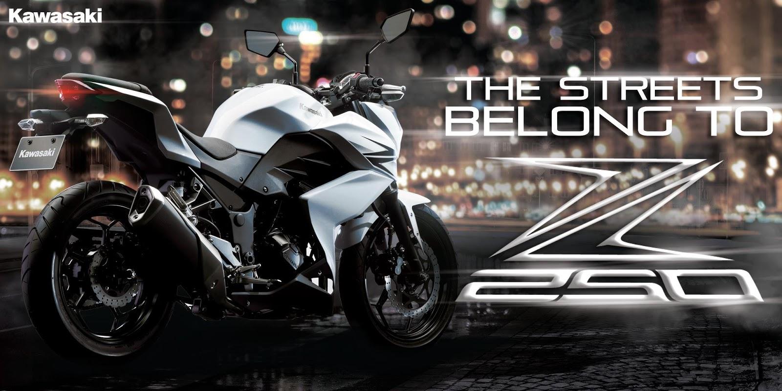 Kawasaki Z Dilancarkan Di Indonesia Impian Sejati