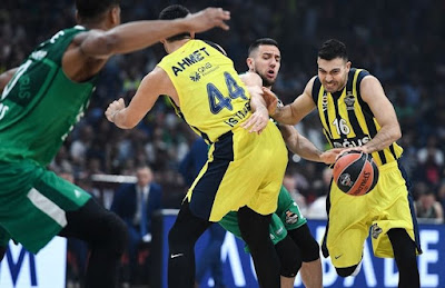 Euroleague Final-Four Fenerbahçe Doğuş - Zalgiris Kaunas