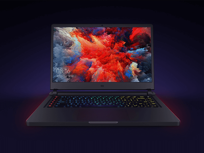 Xiaomi launches the Mi Gaming Laptop too!