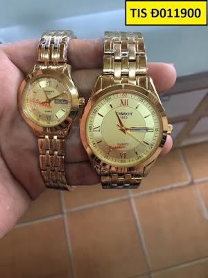 Đồng hồ cặp đôi Tissot Đ011900