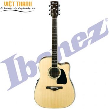 Đàn Guitar Acoustic IBANEZ AW300ECE NT