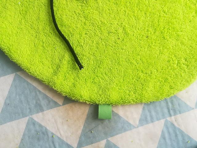 tapis pieds au sec