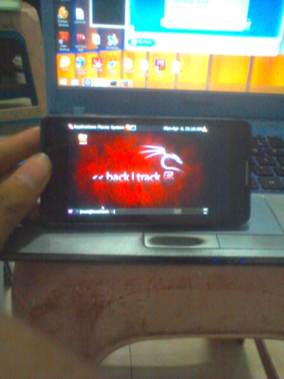 Cara Install Backtrack 5 Linux dan Kali Linux di Android