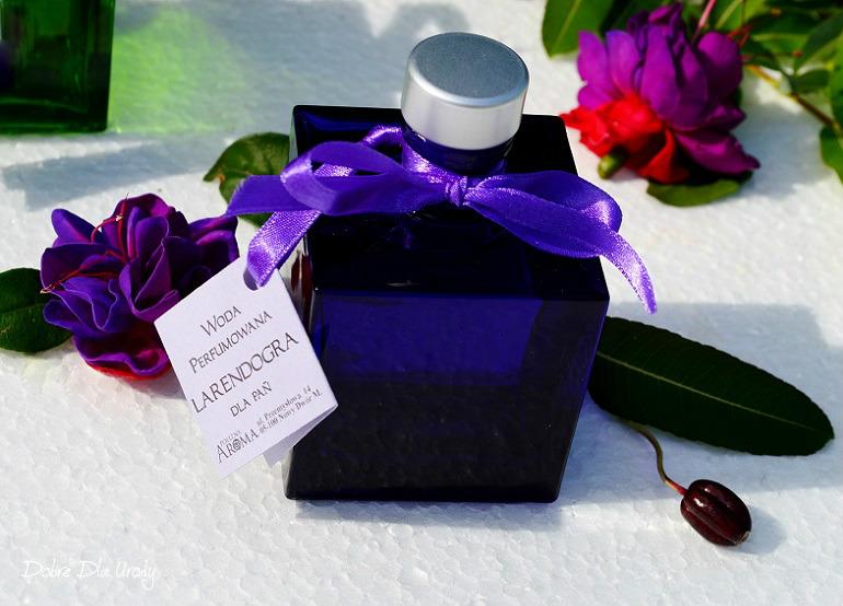 Dr Beta Eau de Perfum Larendogra for woman - Woda perfumowana Larendogra
