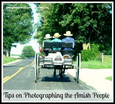 Tips on Photographing the Amish People in Lancaster County Pennsylvania