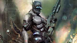 Hellgate London PS4 Wallpaper