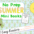 Summer Mini-Books!