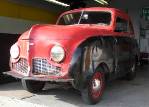 Crosleykook: Craigslist Find: San Jose Crosley Sedan