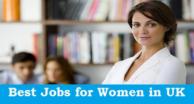 Best Jobs for Women in UK