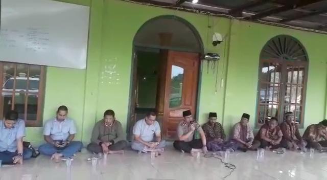 Gelar Pembinaan, BIK Mabes Polri Kunjungi Warga Kecamatan Tungkal Jaya