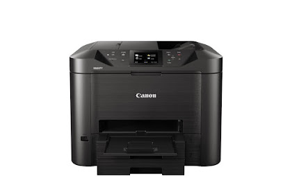 Canon MAXIFY MB5400 Series Driver Download