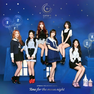 GFRIEND - TIME FOR THE MOON NIGHT Albümü
