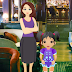 BigEscapeGames - Little Girl Restaurant Escape