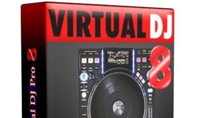Atomix Virtual DJ Pro Infinity 8.1 + PLUGINS full crack