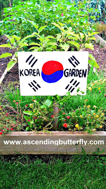 Korea Garden - The Edible Academy, New York Botanical Garden