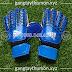 Găng Tay Thủ Môn Adidas Fingersave Competition Xanh Dương