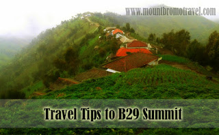 Travel Tips to B29 Summit