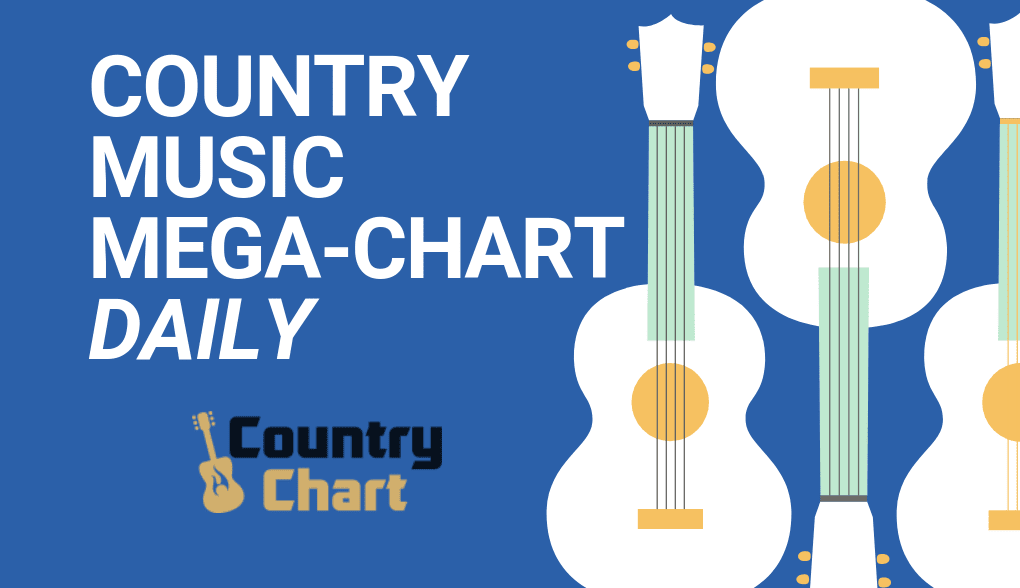 Country Music Mega-Chart Daily