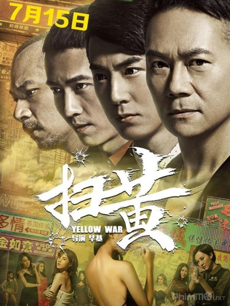 Cuộc Chiến Chống Web Đen - Yellow War (2017)