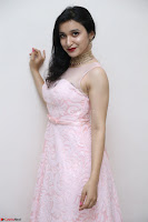 Sakshi Kakkar in beautiful light pink gown at Idem Deyyam music launch ~ Celebrities Exclusive Galleries 046.JPG