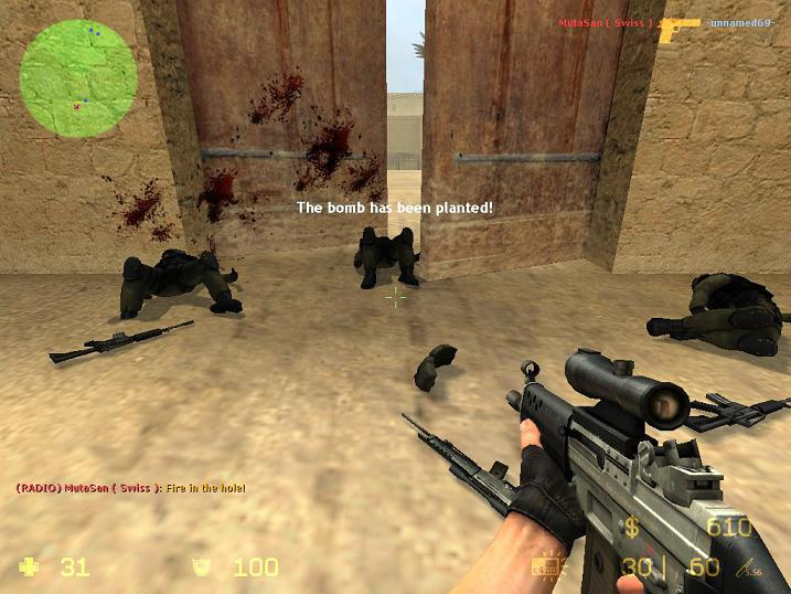 Counter strike 1. 8 goiceasoft rar full game free pc, download.