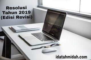 Resolusi Tahun 2019