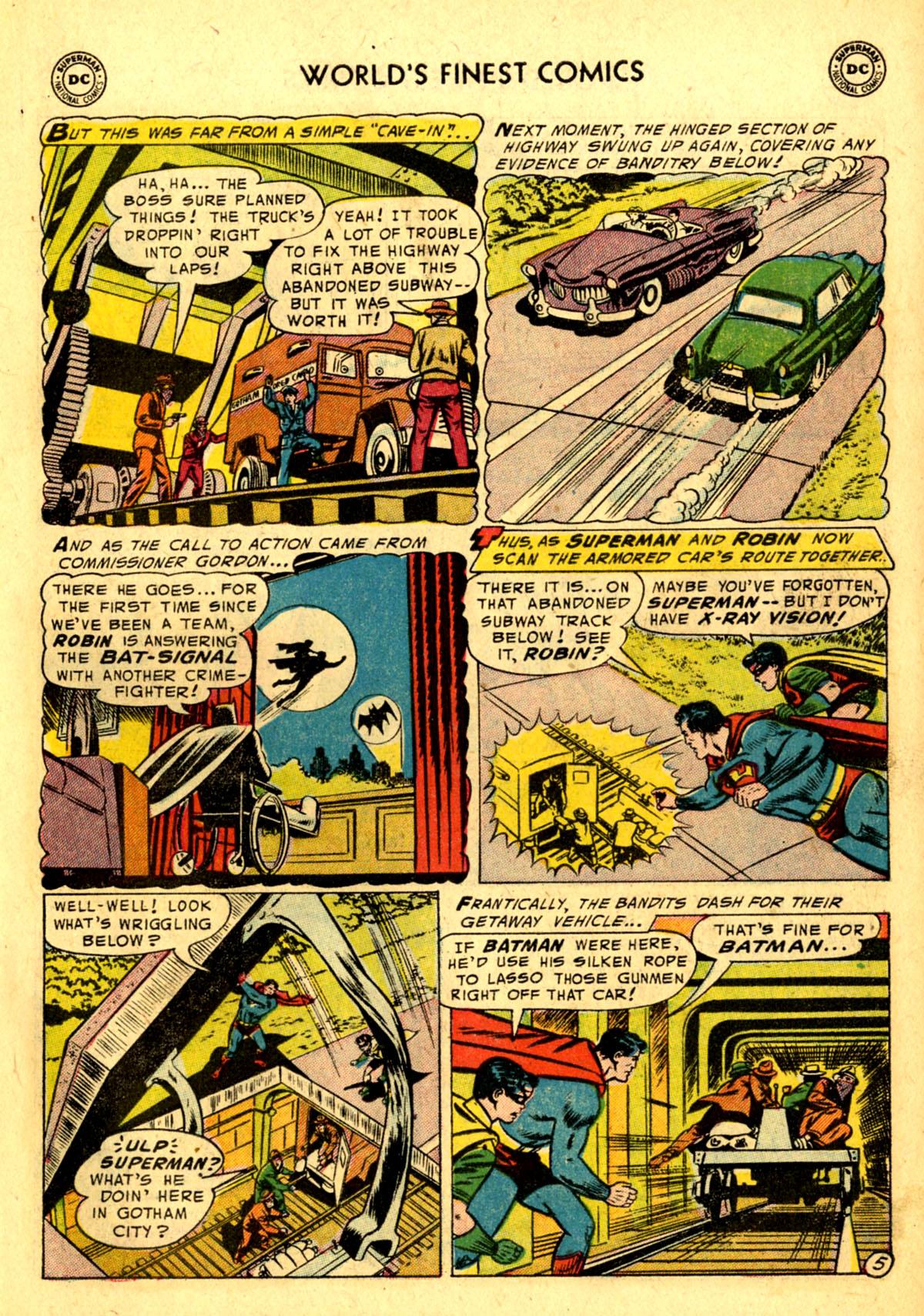 Read online World's Finest Comics comic -  Issue #75 - 7