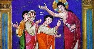 el blog del padre eduardo: El encuentro con Cristo resucitado
