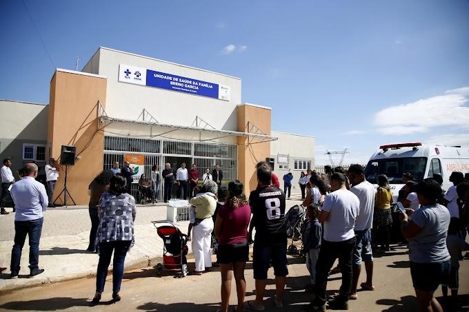 GRAVATAÍ | Unidade de Saúde da Família Breno Garcia vai atender mais de 1.000 famílias