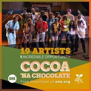 D'Banj, Femi Kuti, Fally Ipupa, Omawumi,Diamond & More!  - Cocoa Na Chocolate [Produced By Cobhams]