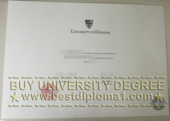 Durham University degree online