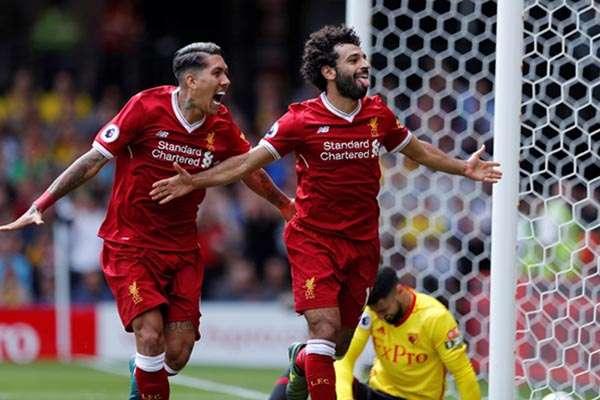 Mohamed Salah Mendapat Pujian Dari Ronaldo