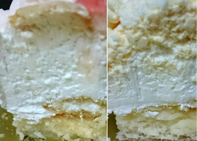カンパーニュ 2種のチーズモンブラン いちごチーズモンブラン&マンゴーチーズモンブラン