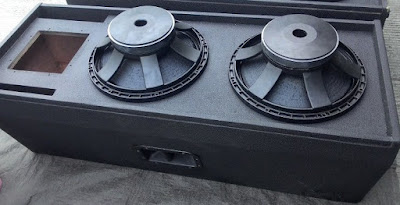 Speaker Box Sound System