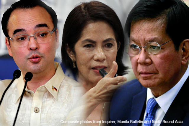 Gina Lopez breaks silence on issues with Cayetano and Lacson, her answers are shocking!