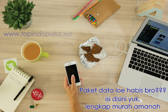 harga kuota data internet topindo