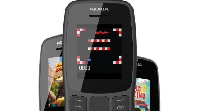 HMD Global تطلق هاتف Nokia 106 جديد