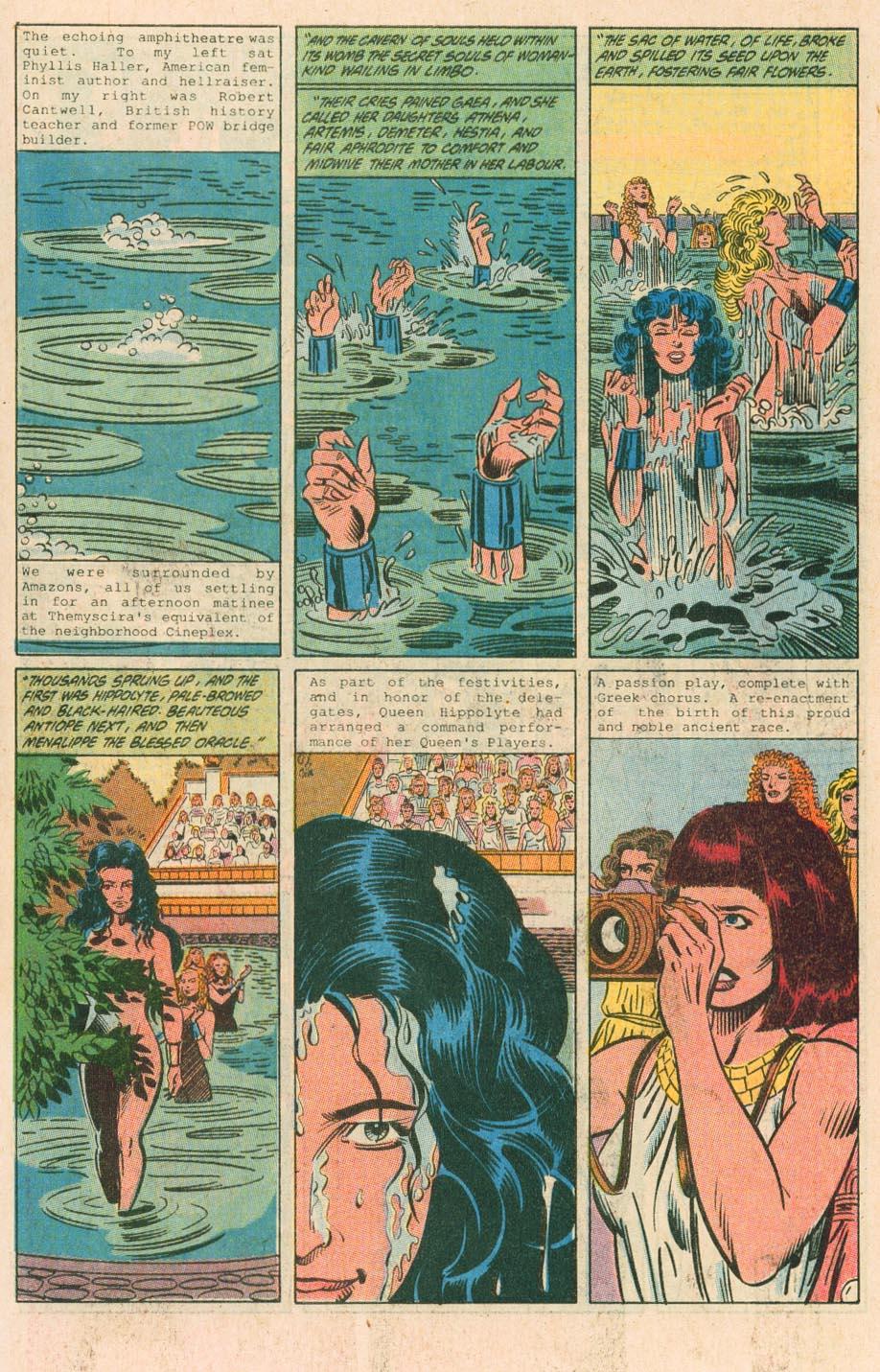 Read online Wonder Woman (1987) comic -  Issue #38 - 2