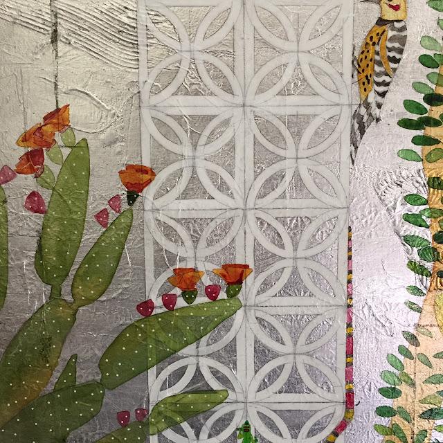 Pat Scheurich, Sketchbook Conversations, artists, inspiration,  My Giant Strawberry