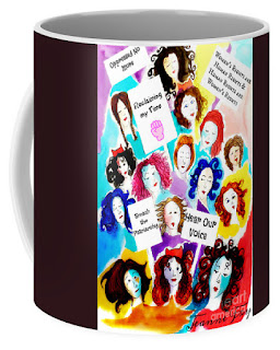 Feminist Movement - Resistance Coffee Cup