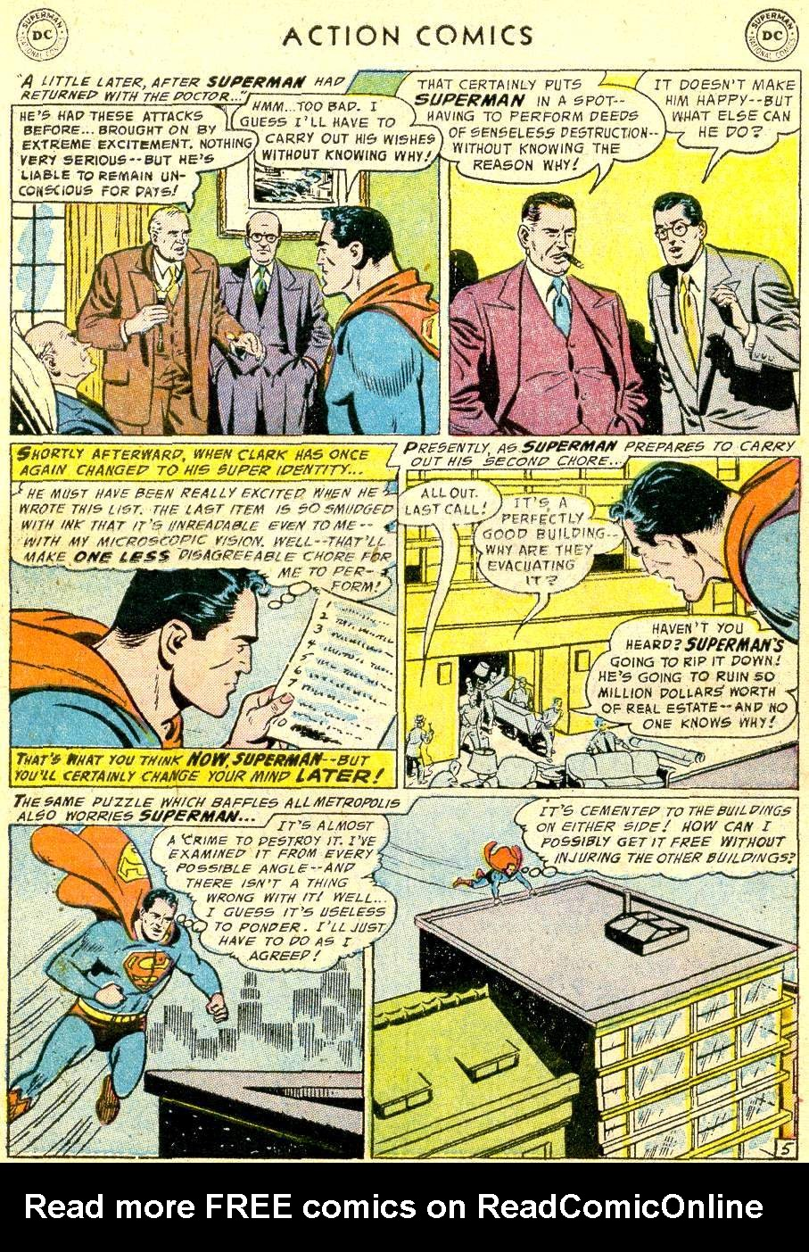 Action Comics (1938) 214 Page 6