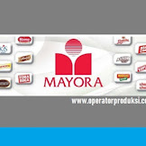 Mesin Operator Produksi  PT Mayora Group 2020