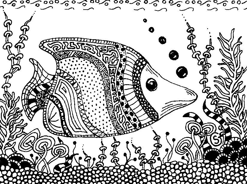 Lujoso Diseños De Mosaico Para Colorear Ideas - Dibujos Para ...