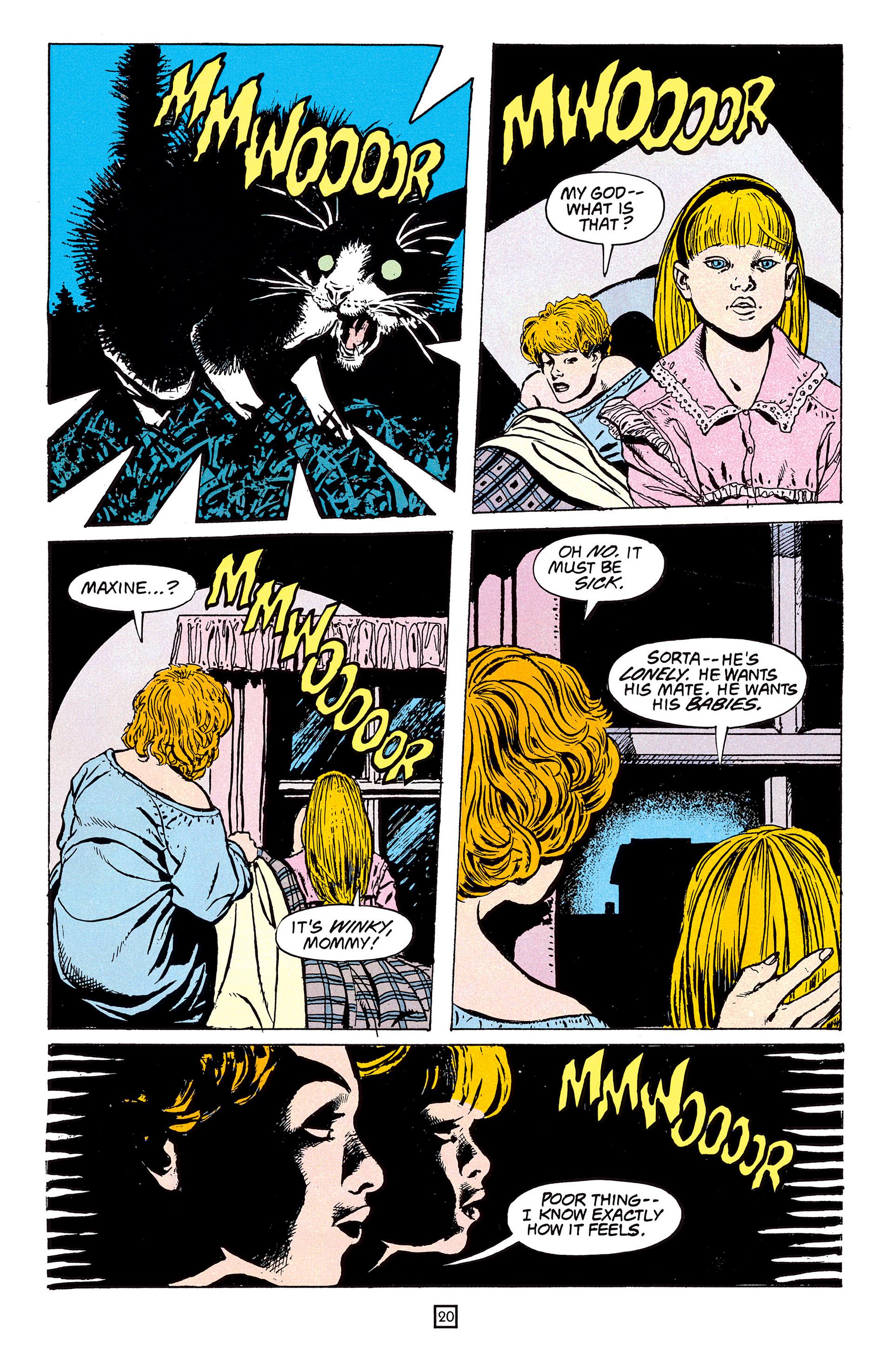 Read online Animal Man (1988) comic -  Issue #54 - 21