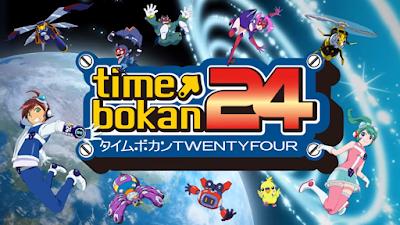 Time Bokan 24 in autunno il reboot della storica serie